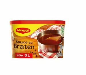 Maggi  Sauce zu Braten ergibt 3 Liter