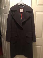 US Stock Fashion Women Long Sleeve Coat Trench Jacket (Tommy Hilfiger)