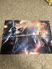 """Kiss Magazine Centerfold Double Sided Poster 21x15"""" 1996"""
