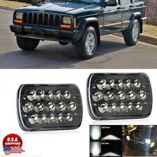 1980-1986 Chevy C30 7x6 H6052//H6054 Semi-Sealed Beam Black Diamond Blue LED P...