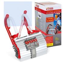 NEW ORIGINAL PACKAGING KIDDE Two-Storey Escape Ladder, Red/White KS468093 Kl-2S