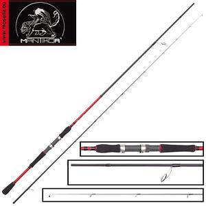 Mantikor Gladios Spin 2,43m 5-20g - Forellenrute, Spinnrute für Forellen Jigrute