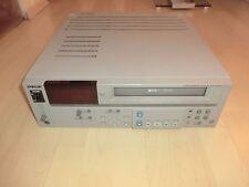 Sony SVP-5600P High-End Profi S-VHS Videoplayer, 2 Jahre Garantie