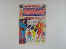 Shazam #1 DC Comics 1973 VF+