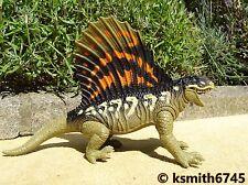 CHAP Mei Dimetrodon Dinosaurio Dino animal de Valle de juguete de plástico acción de Boca 💥