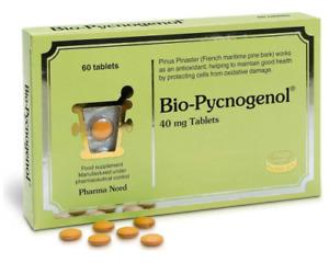 Pharma Nord Bio-Pycnogenol 40mg Comprimés (60) Bbe 03/2026
