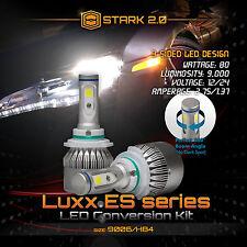 Stark 80W 9000LM Flip COB Chip LED Kit 6000K 6K Headlight - 9006 HB4 (C)