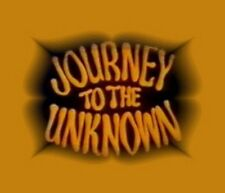 JOURNEY TO THE UNKNOWN  COMPLETE 1960'S TV SERIES  6 DVD SET
