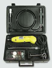 Mannesmann Rotary Mini Drill 130 W <> 85 pcs Set <> 30000 RPM <> VPA CE GS TUV