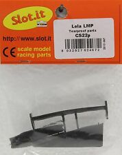 SLOT IT SICS22P LOLA LMP TEARPROOF PARTS NEW 1/32 SLOT CAR PART