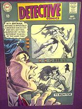 Detective Comics  #379 VF+