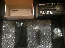 Shure SM58 Mikrofon - Gebraucht, kaum benutzt