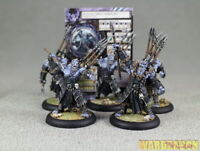 40mm Hordes WDS painted Legion of Everblight Blighted Ogrun Warspears v59
