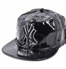 Snapback Cap Visor for Men (Black)