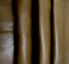 Lederhaut  Lammleder Braun Kroko Imitat S190332215 versch Größen