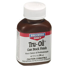 Birchwood casey tru oil pour bois gun stocks fusil rifles
