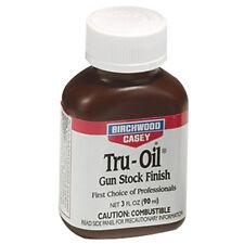 Birchwood Casey Tru Oil For Wooden Gun Stocks Shotgun Rifles