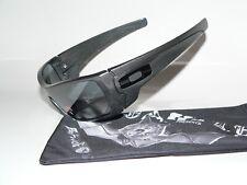 Oakley Badwolf Granite Black Polarized Sonnenbrille Splice Monster Plate Rock XX