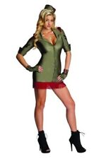 Playboy Sexy Bombshell Military Uniform Costume Adult X-Small army sexy fetish