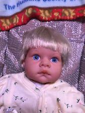 "Retired Lee Middleton 16"" Baby Doll"