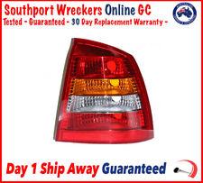 Genuine Holden TS Astra Convertible & Sedan Tail Light Right Rear - Clear/Black