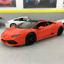 Lamborghini Huracan LP 610-4 Red 1:24 Scale Die-Cast Model Car
