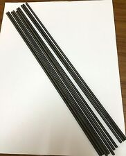 Threaded rods lot of 10 craft hobby and industrial uses