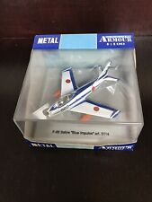 "NEW 1:100 ART 5114 Armour F-86 Sabre ""Blue Impulse"" Airplane"