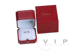 CARTIER Ballerine Ring Platinum Wedding Band Gr.61