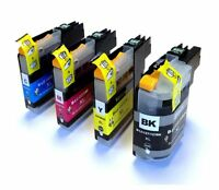 LC223 Cyan, Magenta, Yellow & Black Compatible Printer Ink Cartridges LC-223