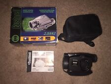 Bushnell 26-0100 Night Vision Monocular w/ Case