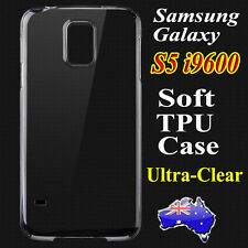 HQ Clear Soft Rubber TPU Case Cover For Samsung Galaxy Note 4/N9100,Smooth Feel!