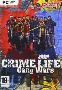Crime life : Gang wars  pc dvd rom gioco game nuovo sigillato ita