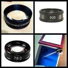78d90d20d 3 Mirror Gonioscope Aspheric Non Contact Lens Ophthalmology