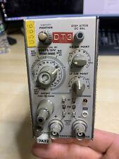 Tektronix 7a22 Differential Amplifier Sn B123021 Read