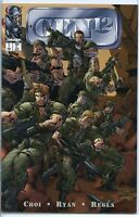 Gen 12 1998 series # 1 near mint comic book