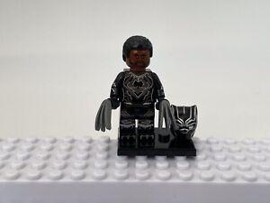 Black Panther Chadwick Boseman Avengers MiniFigure King Ta Challa Fast Dispatch