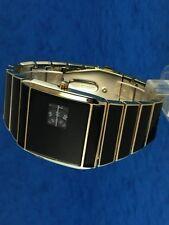 60s 70s inusual futurista Space Age Raro Viejo Estilo Moderno Reloj de disco disco 91