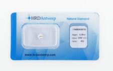 Brillant HRD Zertifikat 0,39 ct. STW (I) VS2 170003078732