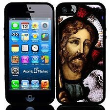 Jesus Christ Holding A Lamb For Iphone 6 Case Cover