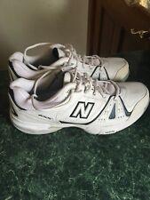 c0a9b58579172 New Balance 655 White/Navy Blue Men's Cross Trainer Shoes MC655WN