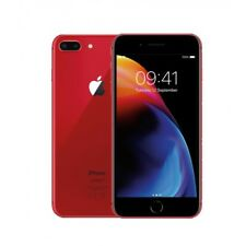 Apple iPhone 8 Plus A1897 - 64GB - Red (AT&T) Smartphone - Excellent - Free Ship