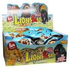 DeAgostini - Lions & Co Maxxi Edition - Sammelfiguren - 1 Display (16 Tüten)
