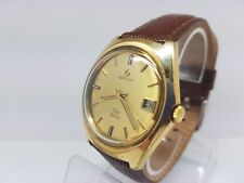 CERTINA CLUB 2000 GOLD PLATED MANUAL WINDING WATCH 33 X 39 mm.