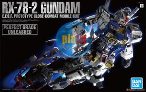 Brand New Unopen BANDAI PG 1/60 Unleashed RX-78-2 Gundam (Limited Stock)