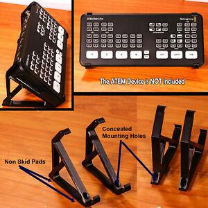 Blackmagic ATEM Mini / Mini Pro / Mini Pro ISO Table Mount - FREE SHIPPING
