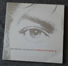 Michael Jackson, you rock my world , CD single