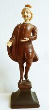 Statuette statue en bois Autriche 18e siècle 18th century proche Simon Troger