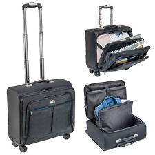 PREMIUM Reise Laptop Notbook Tasche Trolley / Koffer bis 17,3 Zoll (43,9cm)