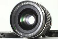 【MINT】Mamiya Sekor C 45mm F2.8 Medium Format Lens for 645 Mount From Japan #1016
